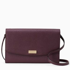 Kate Spade Laurel Way Winnie-Mahogany